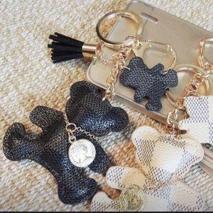 Accessories - Luxury teddy key chain